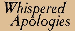 whispered apologies (collaborative comics)
